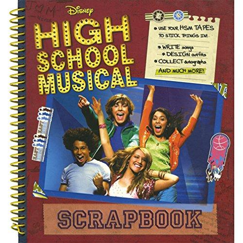 High School Musical: Scrap Book: Parragon Publishing India
