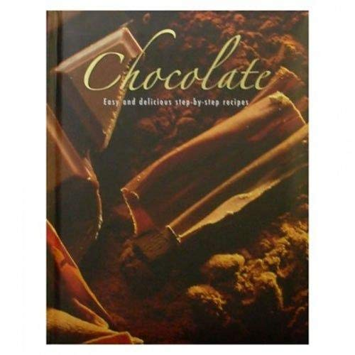 9781407520469: Chocolate (Easy and delicious step-by-step recipes)