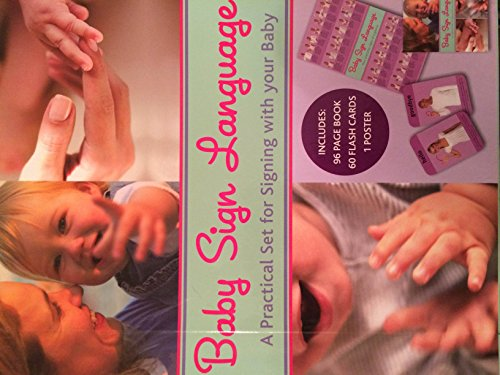 9781407520827: Baby Sign Language: A Practical Set for Signing with your Baby (Book & Kit)