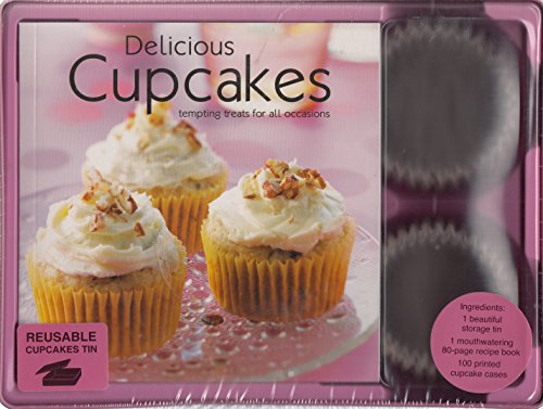 9781407520964: Delicious Cup Cakes BOX SET