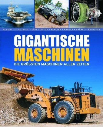 9781407521411: Gigantische Maschinen