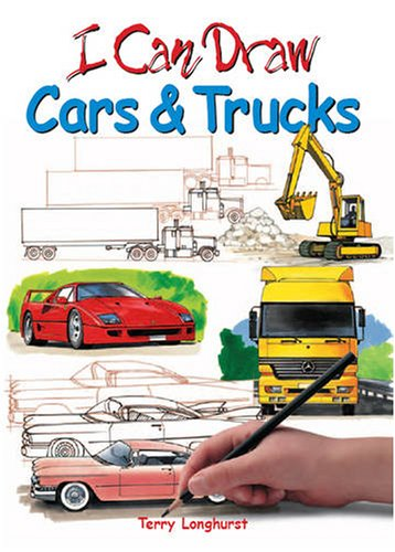 9781407521510: Cars and Trucks (I Can Draw)