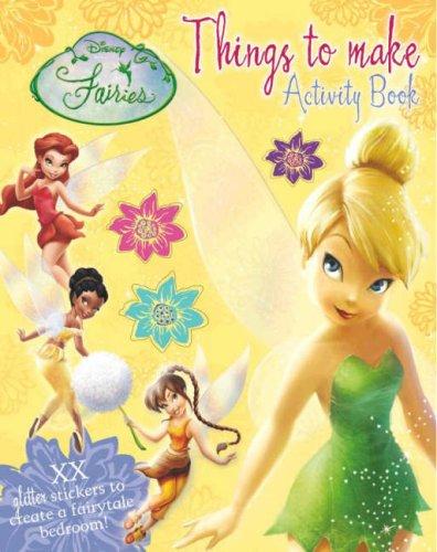 9781407522098: Disney Fairies Things to Make