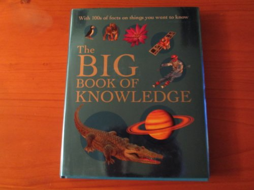 9781407524252: The BIG Book Of Knowledge (Blue Cover)