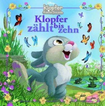 9781407524948: Disney Klopfer und seine Freunde. Zahlen