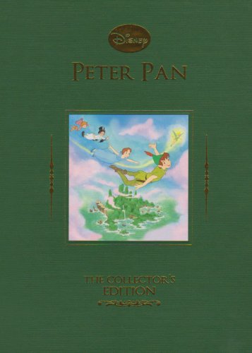 9781407525853: Disney Peter Pan, Collector Edition