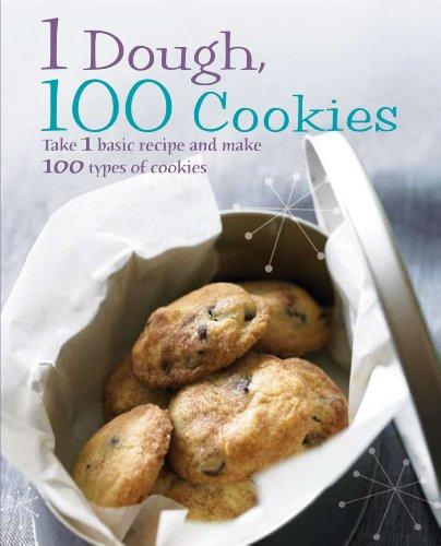 9781407526157: 1 Dough 100 Cookies (Love Food) (1 = 100!)