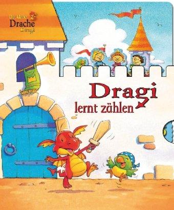 Der kleine Drache Dragi lernt zählen: Smallman, Steve: