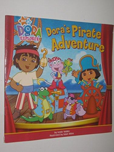 9781407529592: Dora's Pirate Adventure (Dora the Explorer)