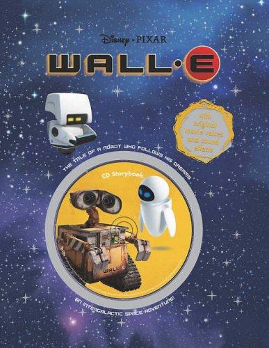 """9781407531069: Disney """"Wall-E"""" (Wall.E Disney Book & CD)"""