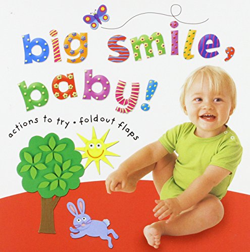 9781407531410: Big Smile, Baby! (Baby Bright Sparks)