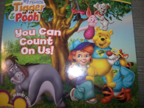 """Disney """"My Friends Tigger and Pooh"""": Count on Us: Not Stated"""