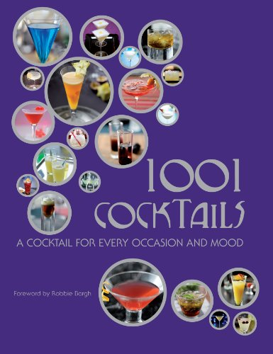 9781407533933: 1001 Cocktails & Other Decadent Drinks