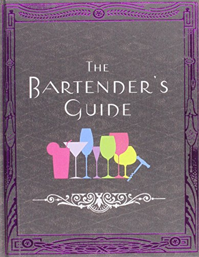 9781407533971: The Bartender's Guide