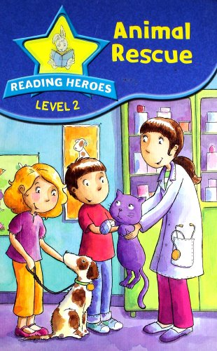 9781407536361: Animal Rescue (Reading Heroes: Level 2)