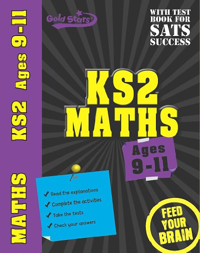 9781407537863: Gold Stars Workbooks: KS2 Age 9-11 Maths