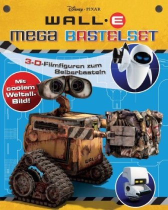 9781407538242: Disney Wall*E. Robotermodelle zum Selbstbasteln