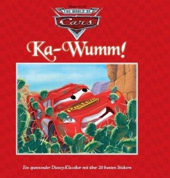 9781407538259: Disney Cars: Ka-Wumm