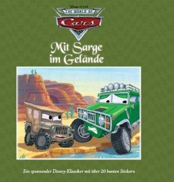 9781407538273: Disney Cars: Mit Sarge im Gelände