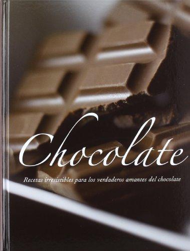 9781407539348: CHOCOLATE: RECETAS IRRESISTIBLES