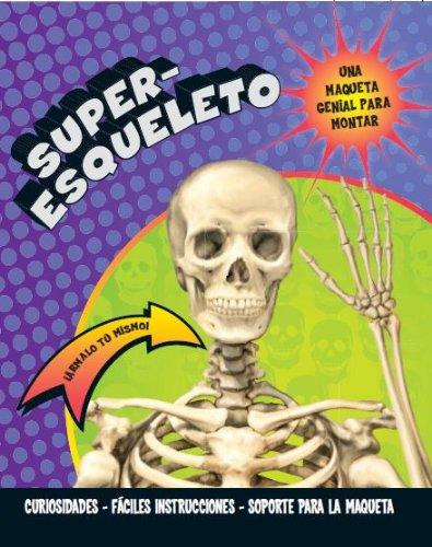 9781407542249: Build It Now - Superesqueleto (Spanish Edition)