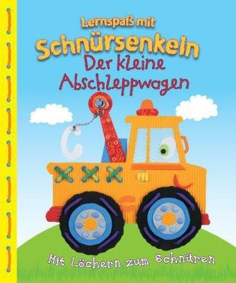 9781407542331: Der kleine Abschleppwagen: Schnürsenkel Bücher