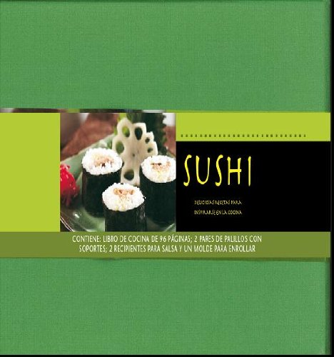 9781407542638: Box (Arlin) - Sushi (Spanish Edition) (Love Food)
