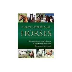 Encyclopedia of Horses: Parragon