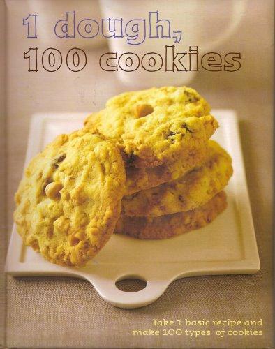 9781407543925: 1 Dough 100 Cookies