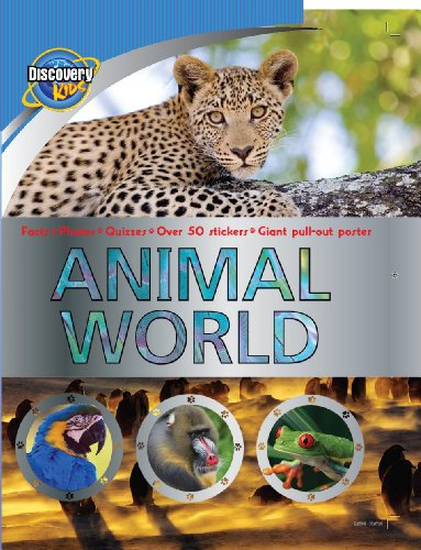 Discovery Kids: Animal World: Parragon Books