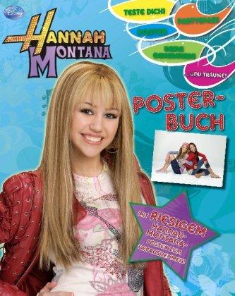 9781407545950: Hannah Montana - Posterbuch: Disney Hannah Montana