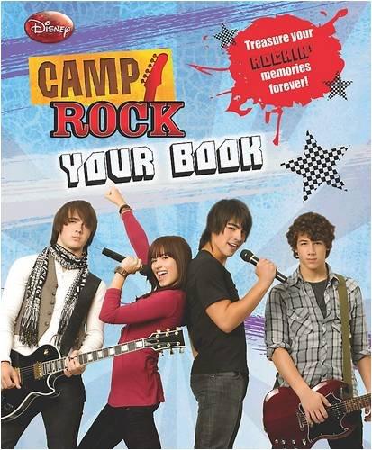 "Disney ""Camp Rock"" Your Book"