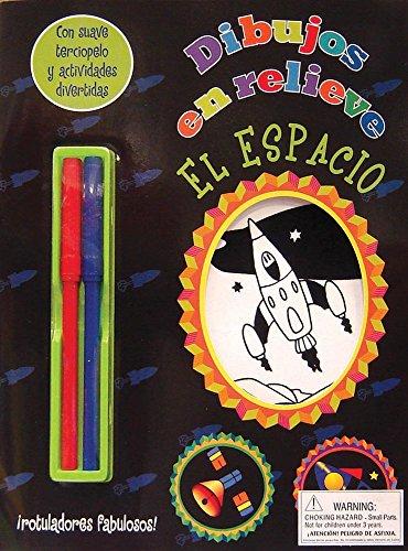9781407548203: DIBUJOS EN RELIEVE-El Espacio c/marc