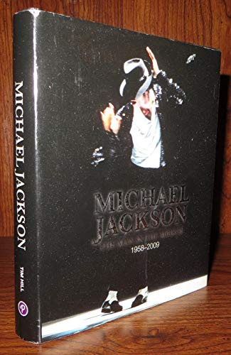 9781407549675: Michael Jackson: The Man in the Mirror 1958-2009