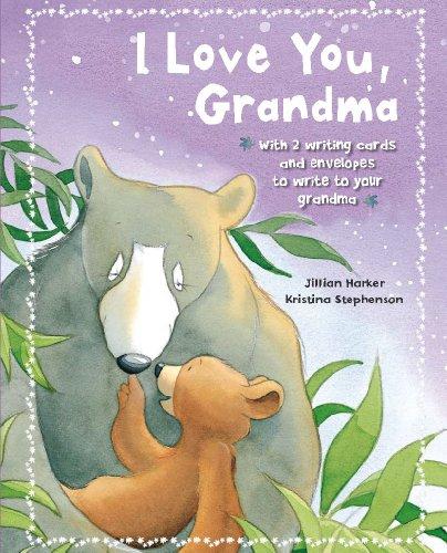 I Love You Grandma: Parragon Books