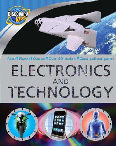 Electronics & Technology (Discovery Kids): Parragon Books