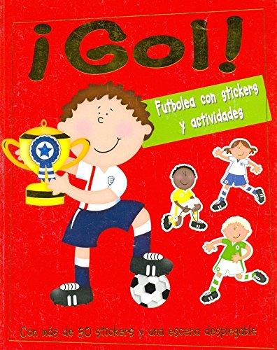 9781407552477: GOL Futbolea con Stickers y Activida