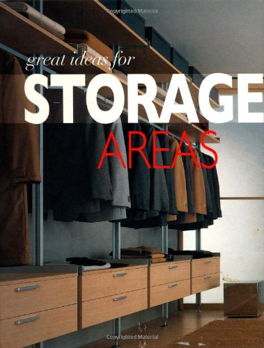 Great Ideas for Storage Areas