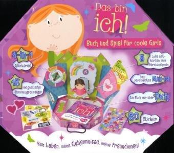 9781407553467: Das bin ich! Buch und Spiel für coole Girls: Mein Leben, meine Geheimnisse, meine Freundinnen