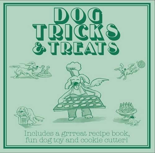 9781407553566: Boxset Dog Tricks and Treats: Baking for Your Dog