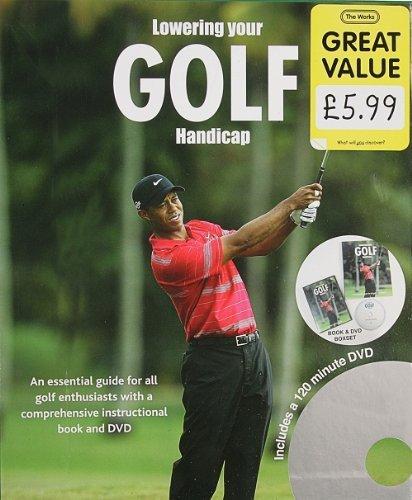 Lowering Your Golf Handicap: Parragon Book Service Ltd