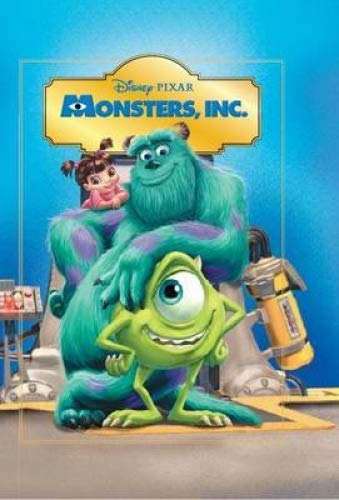 9781407558431: Monsters Inc (Disney Classic Storybook Colle)