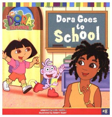9781407558837: Dora Goes to School