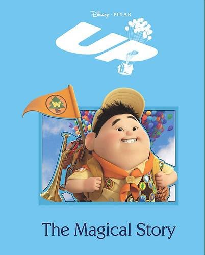 9781407560076: Disney Up Magical Story (Disney Pixar Up)