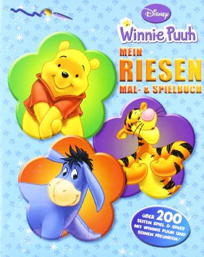 9781407560540: Disney: Riesenmalspaß Winnie Puuh