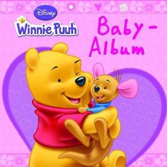 9781407560656: Disney: Baby-Album Winnie Puuh rosa: wattiert