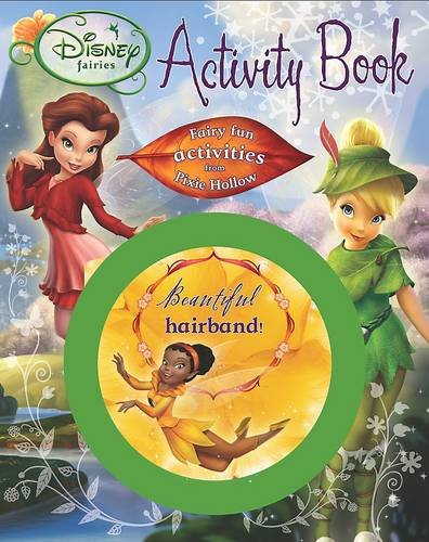 9781407561400: Disney Activity Book with Covermount: Fairies