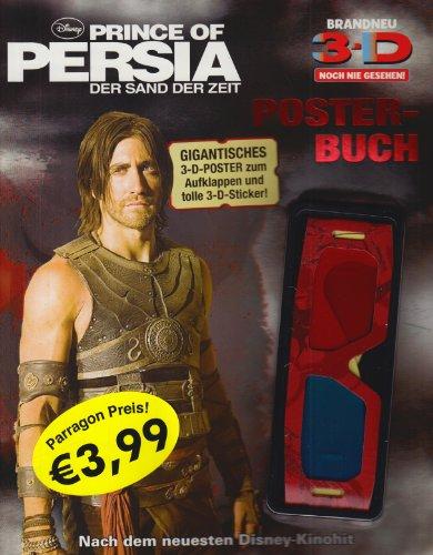 9781407561592: Disney: 3D Poster Prince of Persia: Der Sand der Zeit