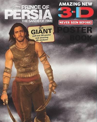 9781407561608: Disney 3d Poster Book: Prince of Persia Poster Book
