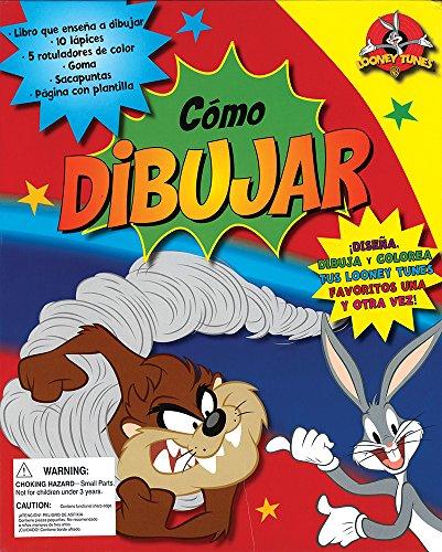 9781407561707: Looney Tunes Como Dibujar Taz